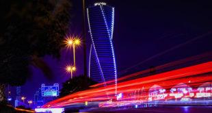Hoffnung wandelt sich in Zweifel, dann Schüsse, wenn eine neue saudische Megacity entsteht